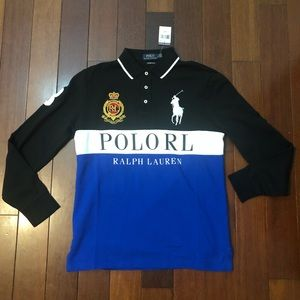 Men's polo rl big pony polo rugby